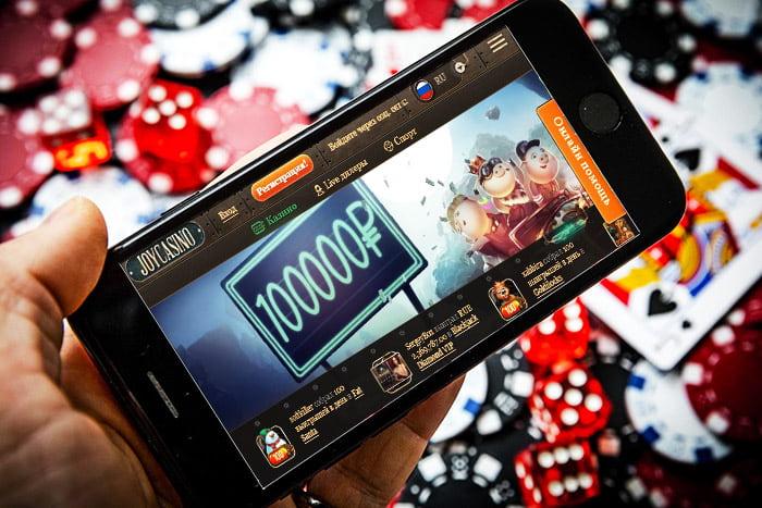 Джойказино мобильная версия: играй на телефоне в любое время